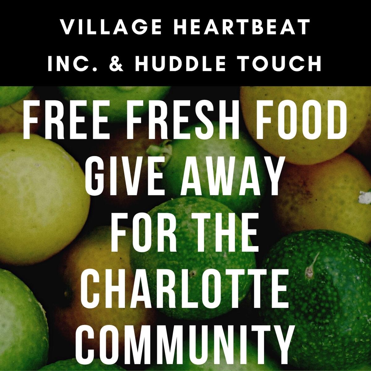 Free Food Giveaway!